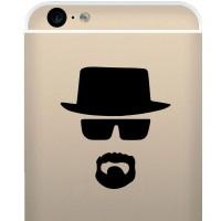 Tokomonster Decal Sticker Heisenberg Head New Iphone