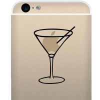 Tokomonster Decal Sticker Apple Syrup New Iphone