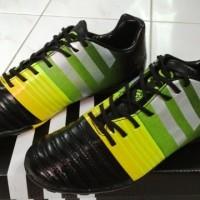 Sepatu Futsal Adidas Nitrocharge 3.0 Turf Hitam