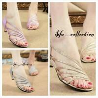 heels gliter 3warna