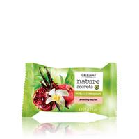 Nature Secrets Vanilla & Pomegranate Protecting Soap Bar
