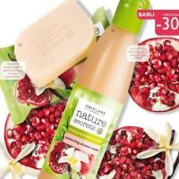 Nature Secrets Vanilla & Pomegranate Protecting Bath Set