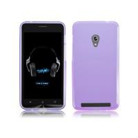 Soft Case Transparan Asus Zenfone 5 Cover TPU (Beli 2 bonus 1)