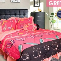 sprei My Love greta king size uk 180x200
