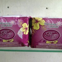 Avail Pembalut Herbal - Avail Merah (Night Use)