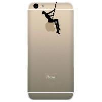 Tokomonster Decal Sticker Apple iPhone - Wrecking Ball - 4 Buah