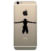 Tokomonster Decal Sticker Apple iPhone - One Piece ACE Fire - 4 Buah