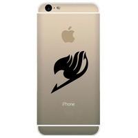 Tokomonster Decal Sticker Apple iPhone - Fairy Tail - 4 Buah