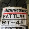 Ban Bridgestone Battlax 100/80-17 BT45 Touring Tubeless Motor Depan