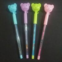 Pen gel frozen bear 0,38 mm