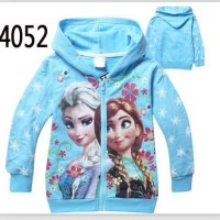Frozen Jacket Blue FULL Print