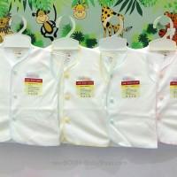 Baju Kutung Baby Putih Libby (3-6 bulan)