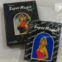 Tissue Super Magic untuk tahan lama Pekanbaru