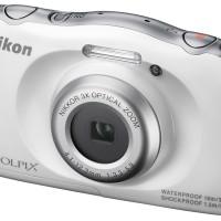 Kamera Underwater Nikon S33
