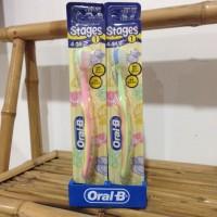 Sikat Gigi Anak Oral-B Stages 1 Baby Toothbrush