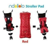 NDOLLOLO STROLLER PAD MERAH