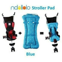 NDOLLOLO STROLLER PAD BLUE