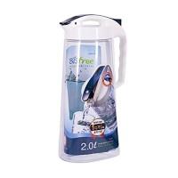 Lock & Lock Tritan Spring Fridge Jug 2L Botol Minum Es Kulkas BPA Free