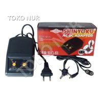 Adaptor AC-DC Shinyoku 1200mA, SYK1200