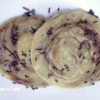 Roti Maryam Fatima rasa Coklat