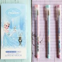 Pen (pulpen) gel frozen F-2105 0.38 mm