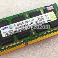 RAM samsung sodimm 4x2GB pc12800 DDR3L