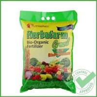 Obat Herbal Herbafarm Granul 5Kg Pupuk Bio Organik Untuk Tanaman