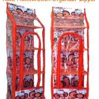 RMOZ Hello Kitty Orange (Rack Multifunction Organizer Zipper) RMO