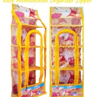 RMOZ Pooh (Rack Multifunction Organizer Zipper)RMO Retsleting Karakter