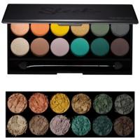 Sleek I-Divine Eyeshadow Palette Del Mar Vol II