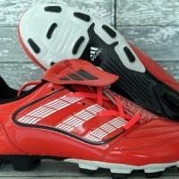 jual sepatu bola,futsal,Adidas Predator Classic Merah
