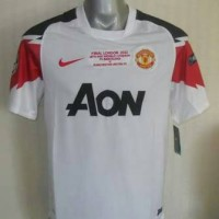 Jersey Manchester united retro final london