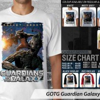 Kaos Guardian of the Galaxy 26 Rocket Groot