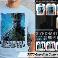 Kaos Guardian of the Galaxy 14 Groot