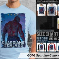 Kaos Guardian of the Galaxy 25 Drax