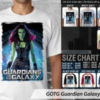 Kaos Guardian of the Galaxy 16 Gamora
