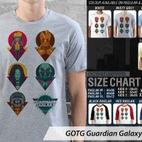 Kaos Guardian of the Galaxy 18
