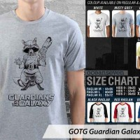 Kaos Guardian of the Galaxy 8 Rocket Racoon