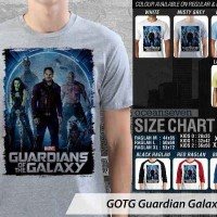 Kaos Guardian of the Galaxy 6
