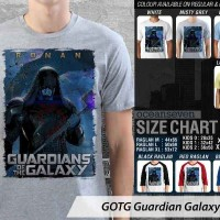 Kaos Guardian of the Galaxy 29
