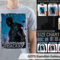 Kaos Guardian of the Galaxy 27 Korath