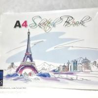 Kiky Sketch Book A4