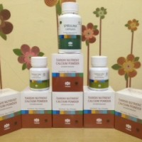 Paket 30 Hari Jumbo Plus Obat Peninggi Badan Tiens NHCP Zinc Spirulina