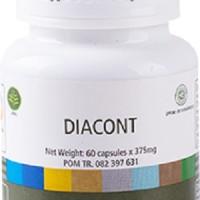 Tiens Diacont Capsules Obat Pengontrol Gula Darah Pasien Diabetes