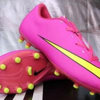 Nike Mercurial Superfly Pink Strip Kuning