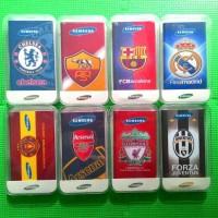 Powerbank Samsung Slim 100000MAH Motif Club Bola