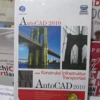 panduan plikatif dan solusi - autocad 2010 untuk konstruksi infrastruk