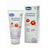 chicco toothpaste strawbery
