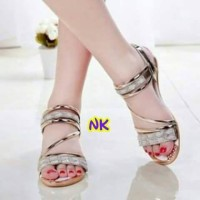sandal flat shoes