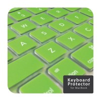 Green Keyboard Cover Macbook